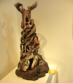 Best Sculpture: David Gilbaugh