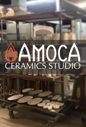 AMOCA Ceramics Studio is here to support your creativity!